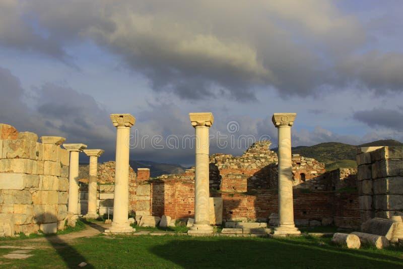Basilica della st John immagine stock