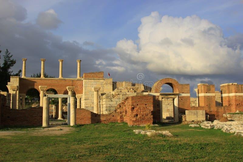 Basilica della st John fotografia stock