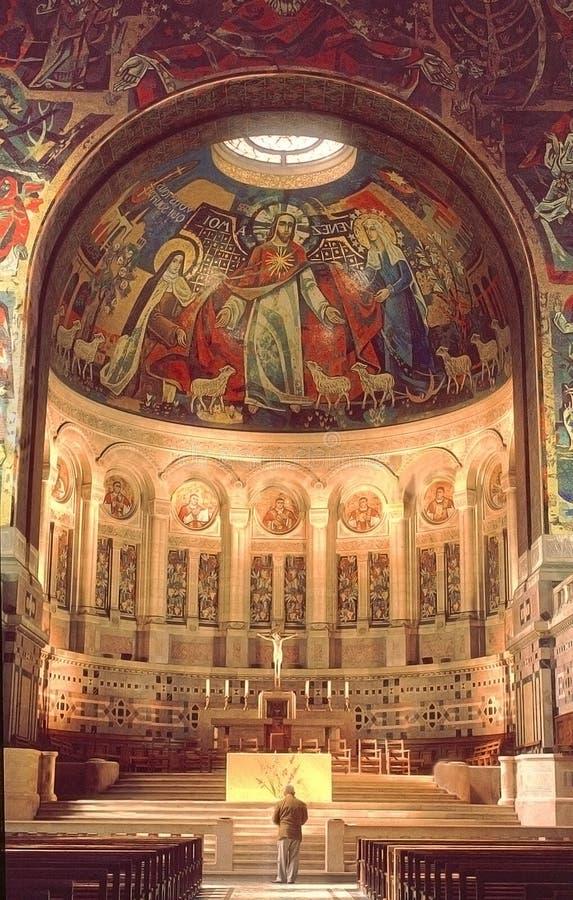 Basilica della st Theresa fotografia stock