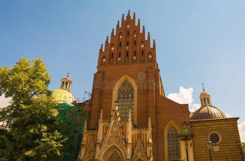 Basilica della trinità santa fotografia stock libera da diritti