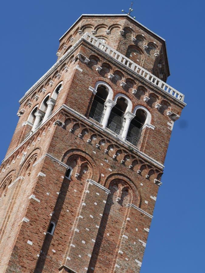 Basilica di Frari - di Venezia fotografia stock libera da diritti