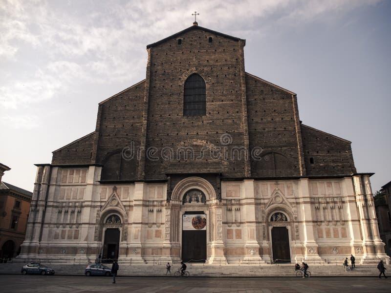basilica di petronio san images libres de droits