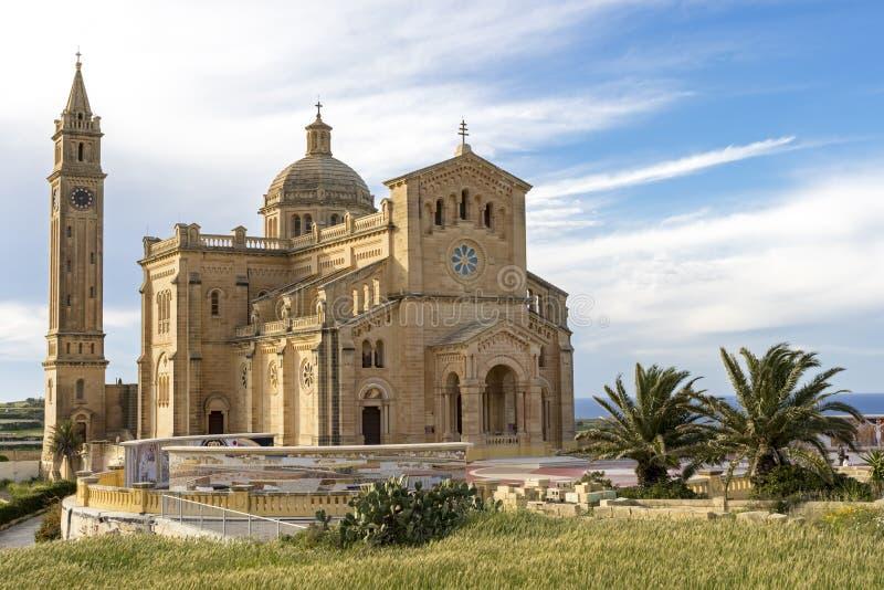 Basilica di Pinu del ` di tum fotografia stock libera da diritti