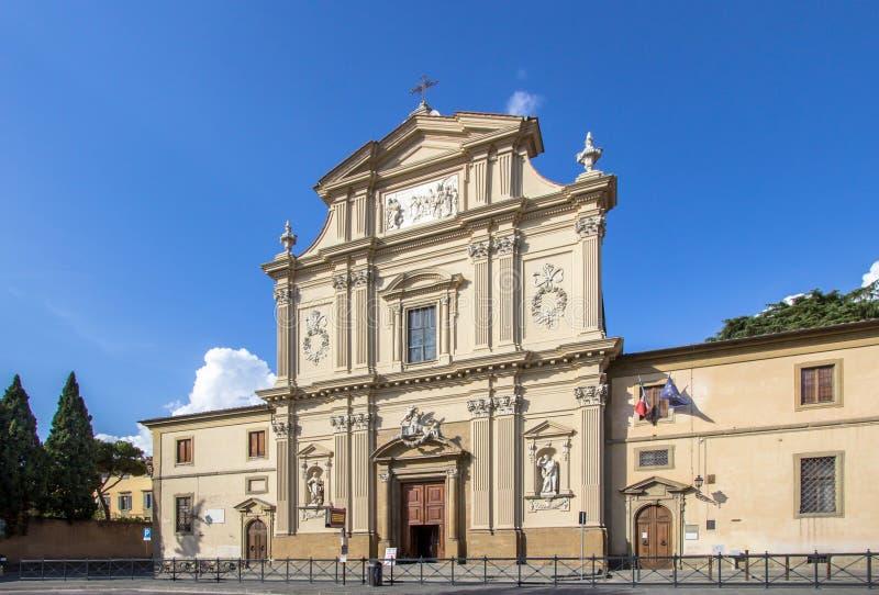 Basilica di San Marco, Firenze, Toscana L'Italia fotografia stock