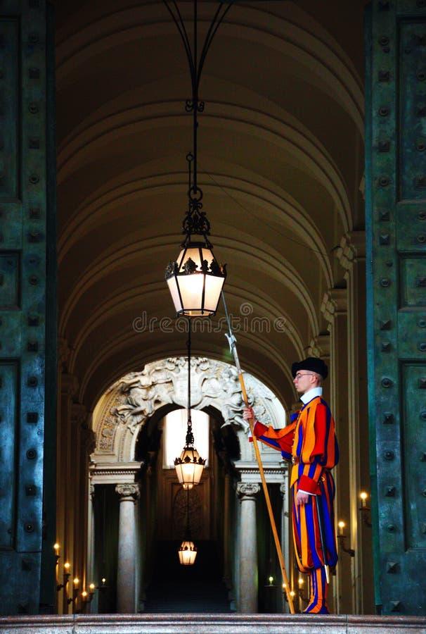 Basilica di San Pietro, Vatican, Roma, Italia immagini stock libere da diritti