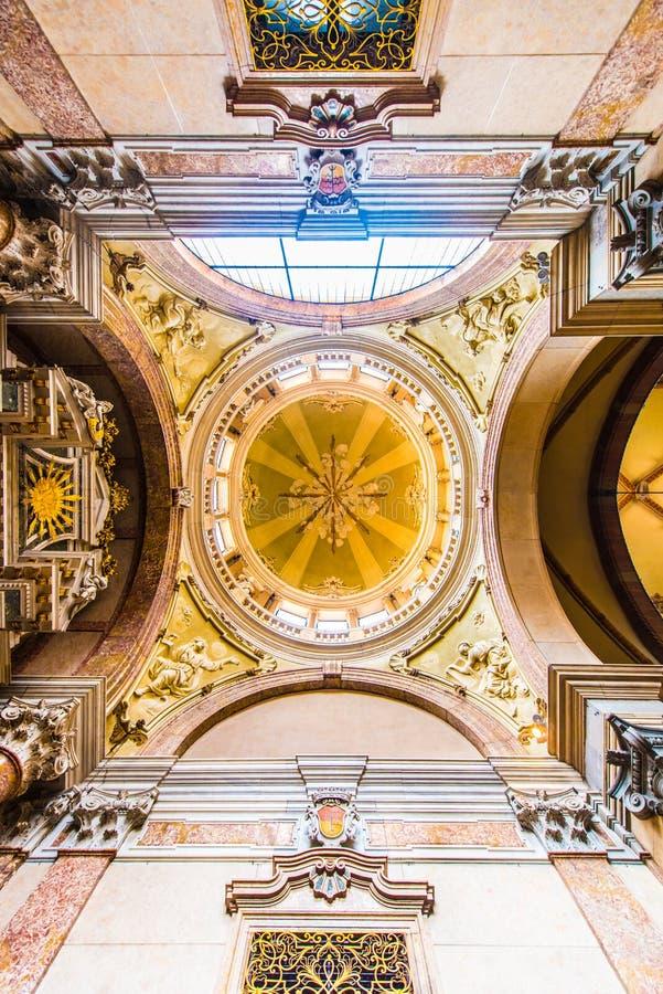 Basilica di San Zeno, Verona, Italia fotografia stock