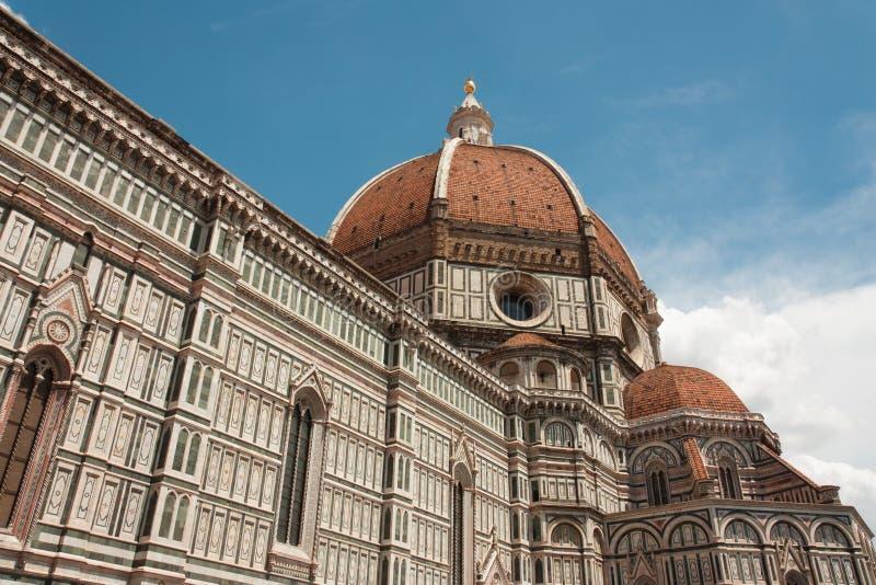The Basilica di Santa Maria del Fiore, Duomo di Firenze stock photo