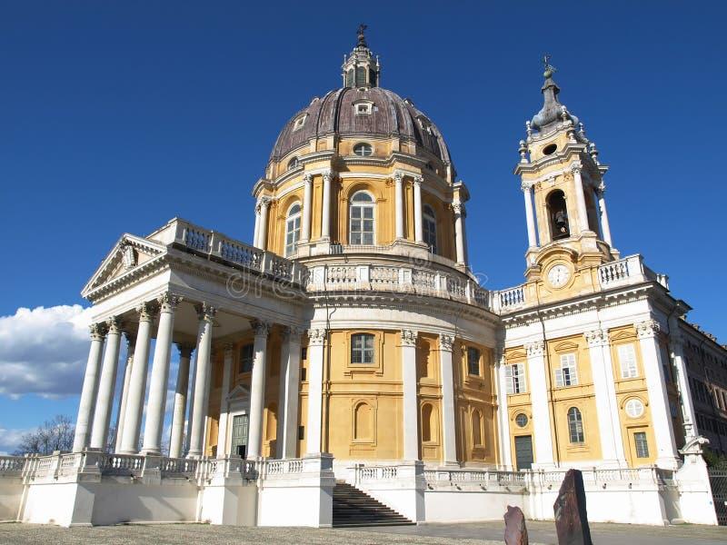 Download Basilica Di Superga, Turin Royalty Free Stock Images - Image: 13731359