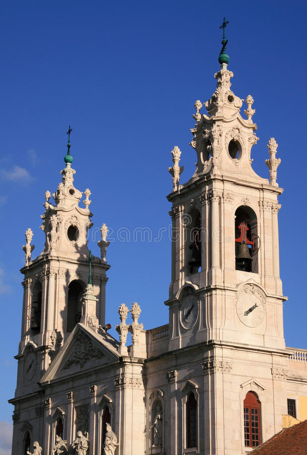 Download Basilica Estrela Royalty Free Stock Image - Image: 20431986