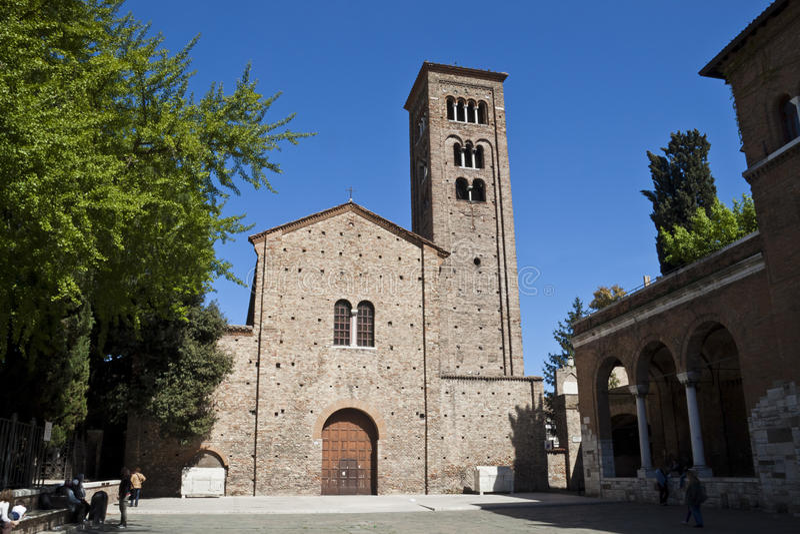 basilica francesco san arkivbilder