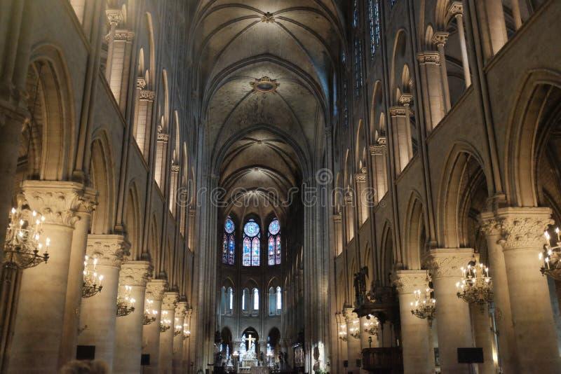Basilica Notre Dame stock images