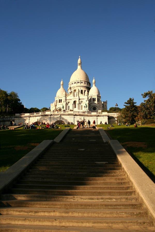 Free Basilica Of Sacre Coeur Stock Images - 1682824