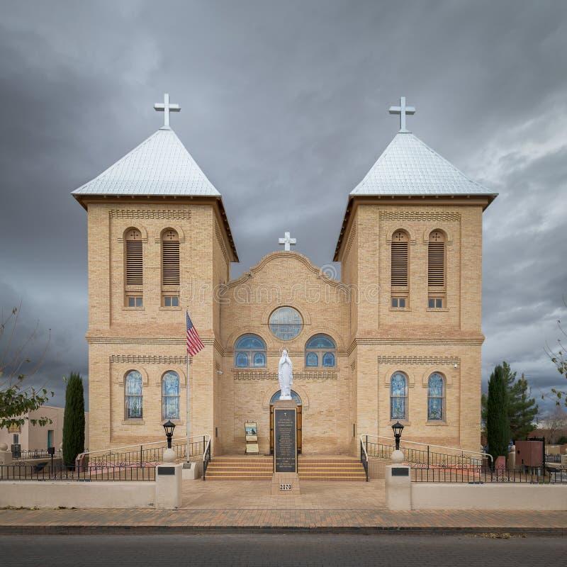 Free Basilica Of San Albino In Mesilla Royalty Free Stock Photo - 168325425