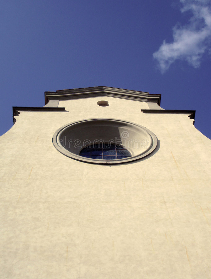 Free Basilica Of Santo Spirito - Detail Stock Photos - 5453993
