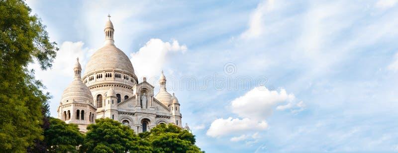 Basilica  Sacred Heart of Paris