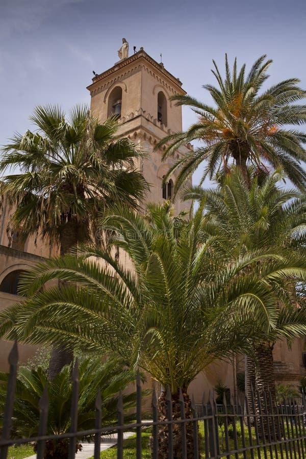 Basilica Santa Maria Assunta della La. fotografie stock libere da diritti
