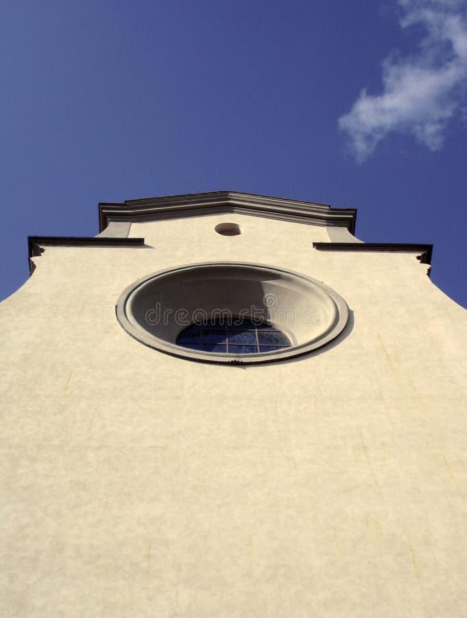 Basilica of Santo Spirito - Detail stock photos