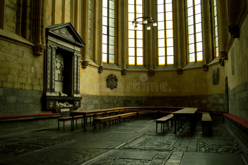 Basilica of Sint-Janskerk royalty free stock photos
