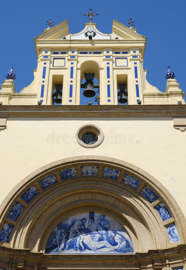 Download Basilica of Sponsorship stock image. Image of tiles, building - 32033931
