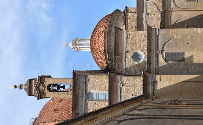basilicadi florence italy lorenzo san royaltyfri fotografi