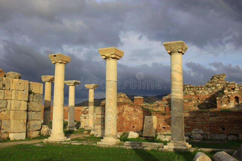 basilicajohn st arkivbild