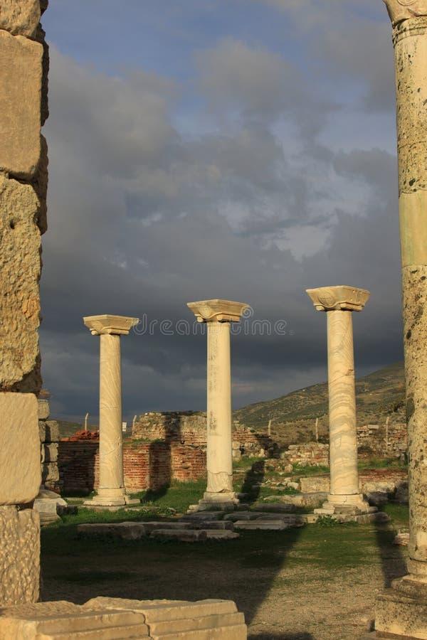 basilicajohn st royaltyfria foton