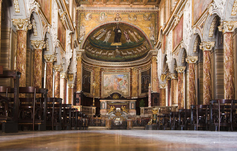 basilicamarco san royaltyfri fotografi
