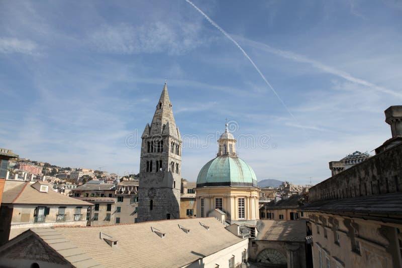 basilicavingårdar royaltyfria bilder