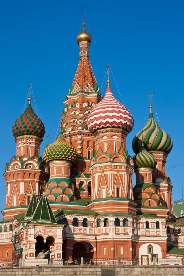 Basilici della st - Mosca immagine stock libera da diritti