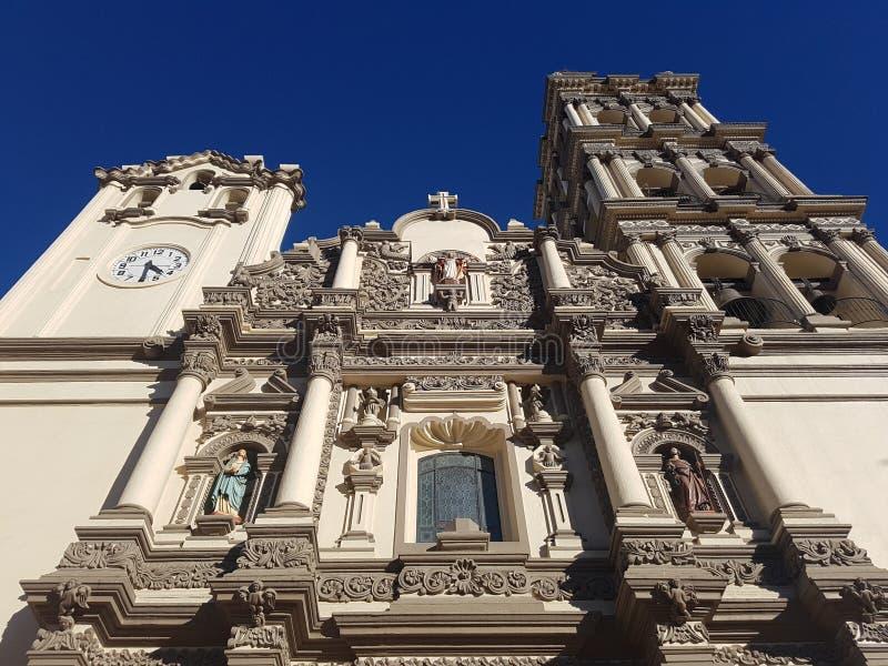 Basiliek in Monterrey royalty-vrije stock afbeelding