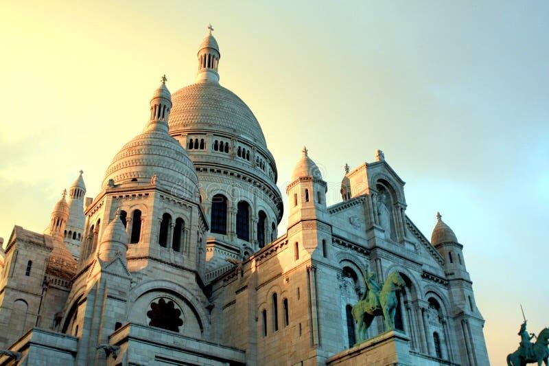 Basiliek in Parijs stock afbeeldingen