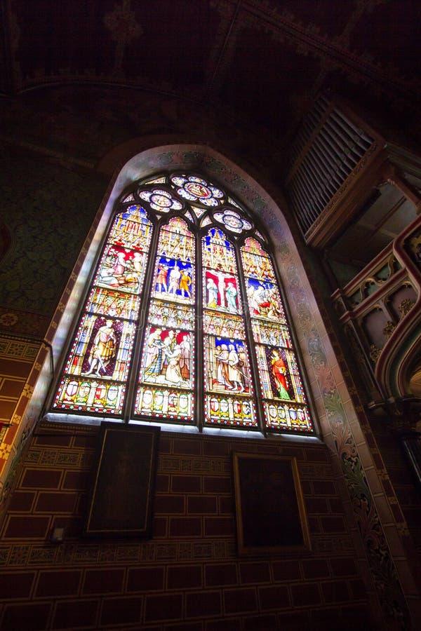 Basiliek van het Heilige Bloed royalty-vrije stock foto's