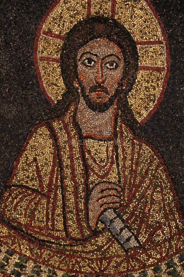 Download Basilika Av Helgonet Praxedes Arkivfoto - Bild av berömdt, historiskt: 76703988