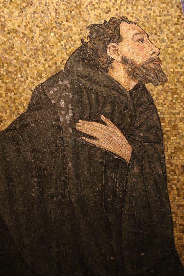 Download Basilika Av Helgonet Praxedes Arkivfoto - Bild av saint, berömdt: 76704012
