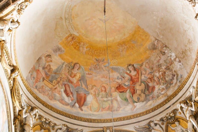 Basilika för St Petero, Vaticanen arkivbilder