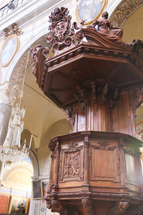 Basilika för St Petero, Vaticanen royaltyfria foton