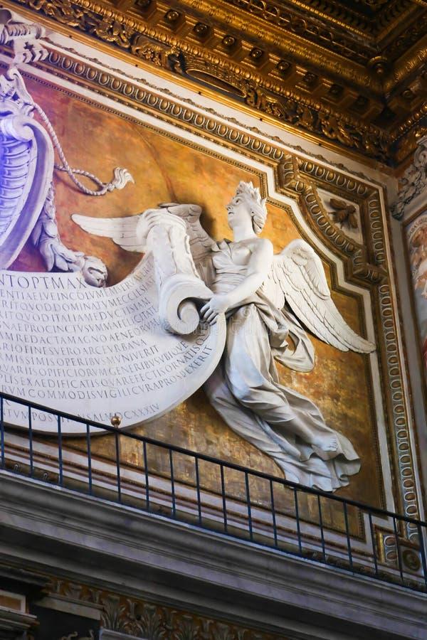 Basilika för St Petero, Vaticanen royaltyfri foto