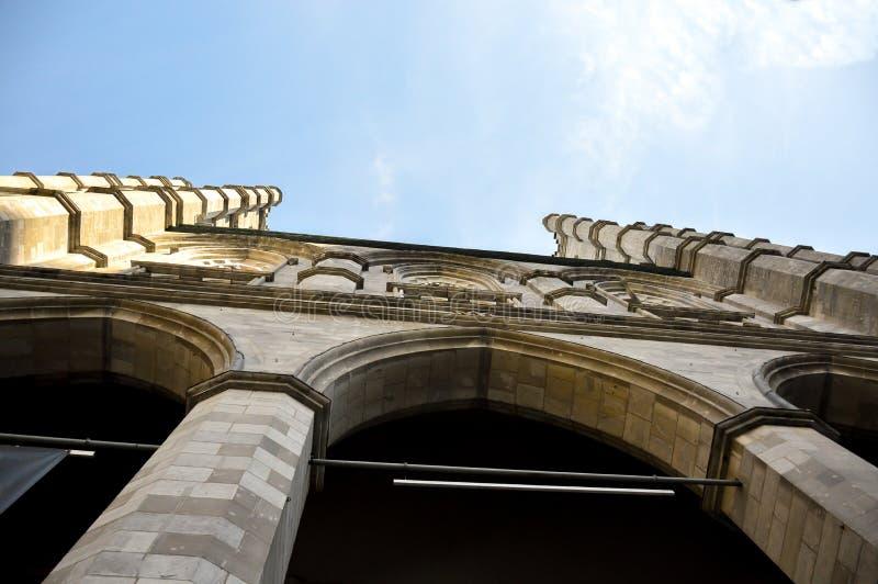 Basilika Notre Dame royaltyfri bild