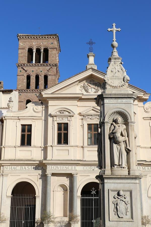 Download Basilikan Av St Bartholomew Fotografering för Bildbyråer - Bild av katolik, berömdt: 76704051