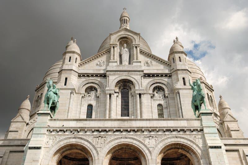 Basilique. images libres de droits