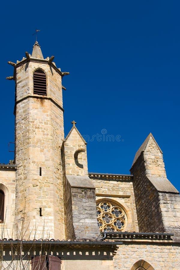 basilique dame de marceille notre fotografering för bildbyråer