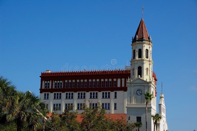 Basilique de cathédrale de St Augustine photos stock