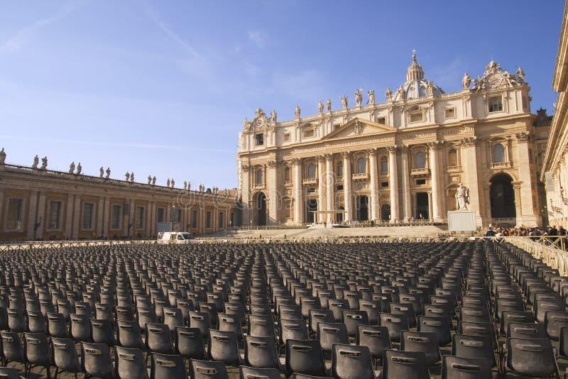 Basilique de Peters de saint images stock