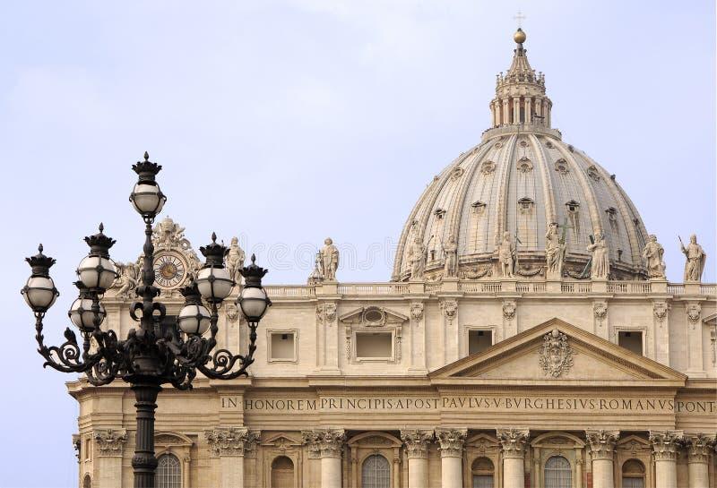 Basilique de saint Peter photographie stock libre de droits