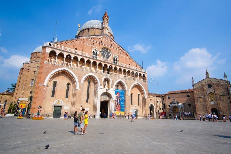 Download Basilique De St Anthony à Padoue Photo stock éditorial - Image du europe, dôme: 77159248