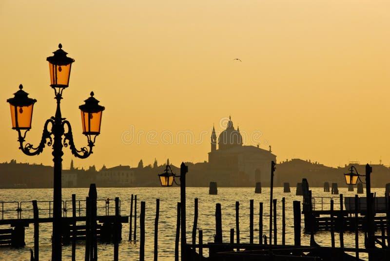 Download Basilique Venise image stock. Image du orange, foncé, célèbre - 8667713