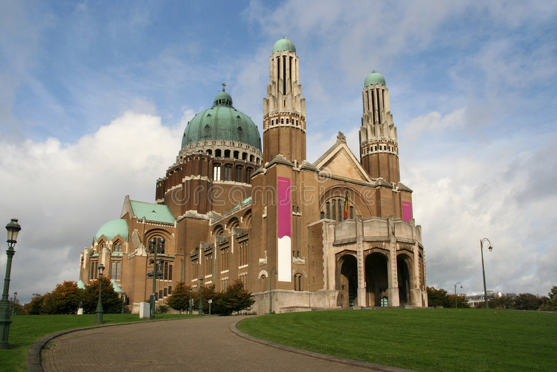 Basilisk de Bruxelas foto de stock