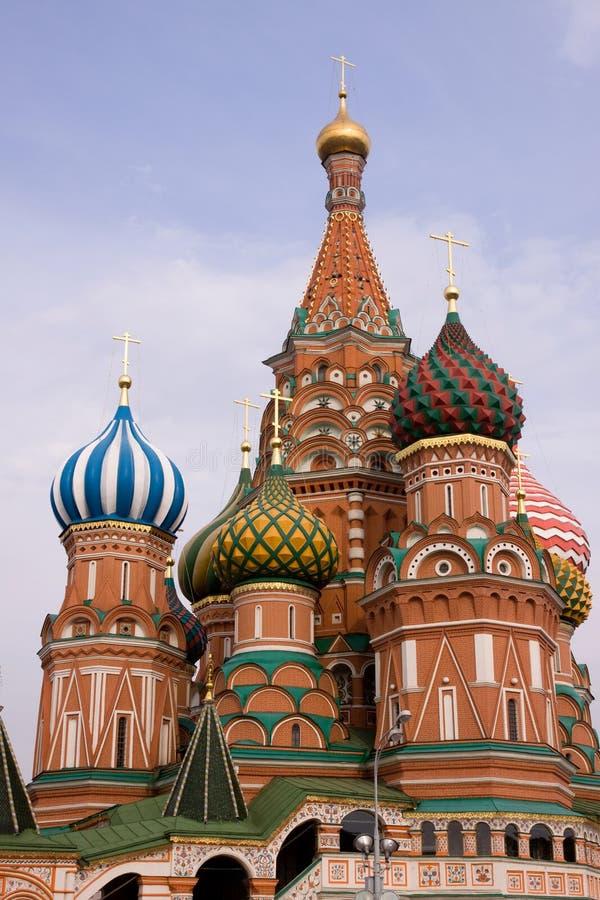 basilu katedry święty zdjęcia stock