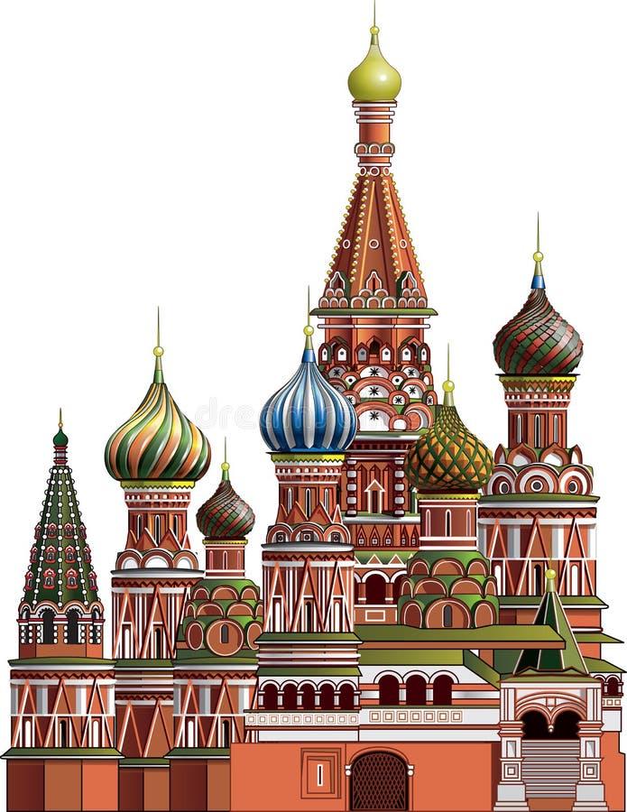 basilu katedry s st zdjęcia stock