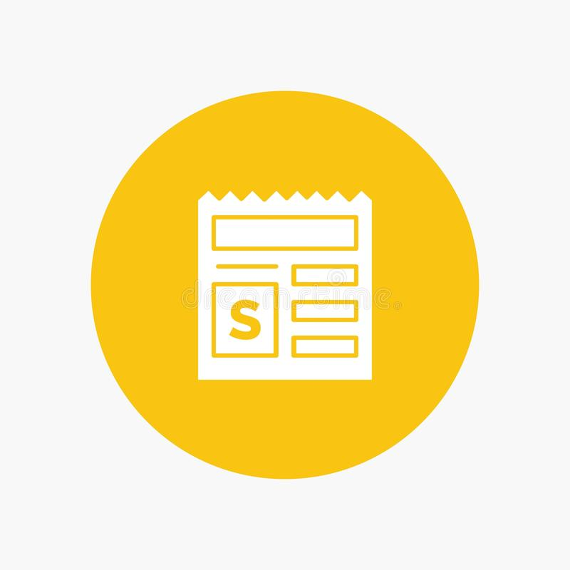 Basis, Geld, Document, Bank royalty-vrije illustratie